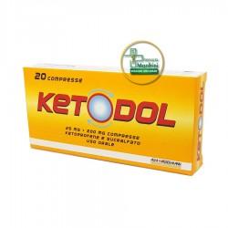 Ketodol compresse