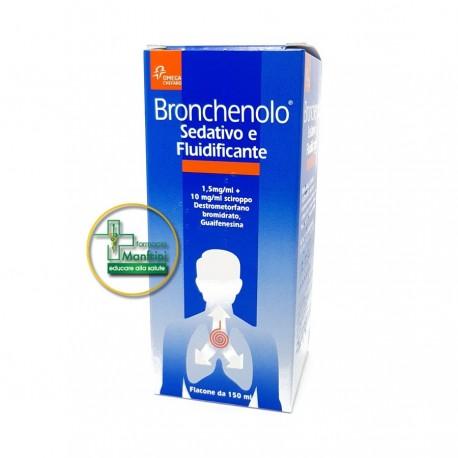 Bronchenolo Sedativo E Fluidificante Sciroppo 150ml