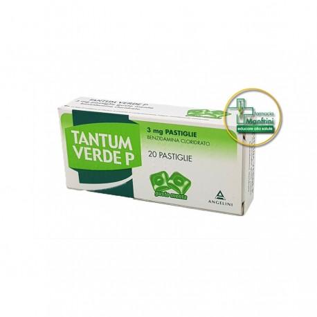 Tantum verde MENTA pastiglie