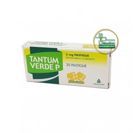 Tantum verde Limone pastiglie