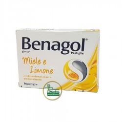 Benagol miele e limone