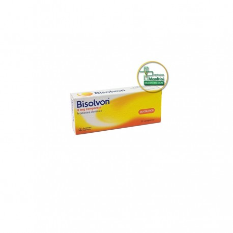 Bisolvon 20cpr 8mg