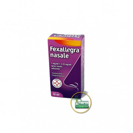 Fexallegra spray nasale antistaminico 10ml