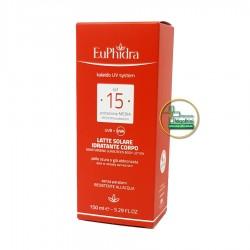 Euphidra Latte Solare Idratante Corpo 15