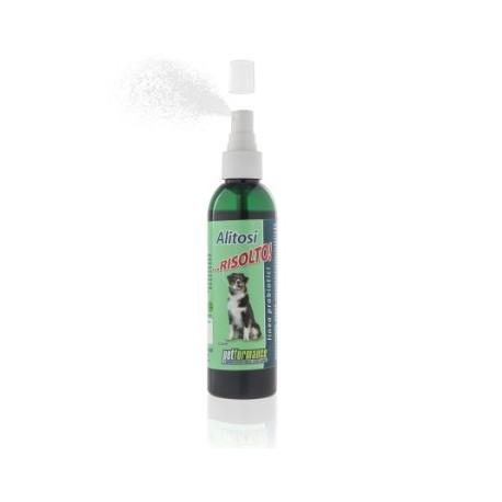 Spray Risolto Alitosi per cane ml 185