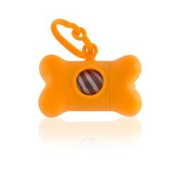 osso arancio porta sacchetti