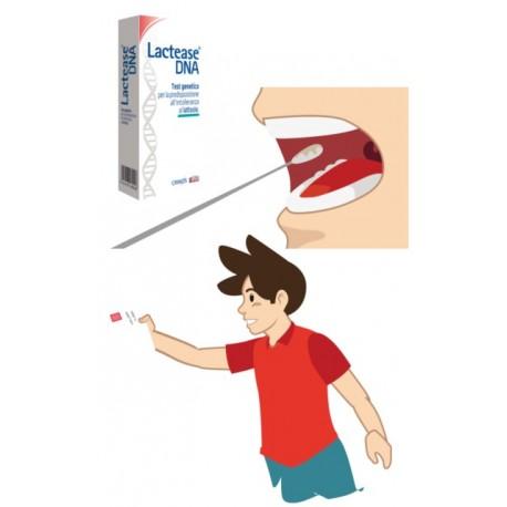 Test genetico intolleranza lattosio