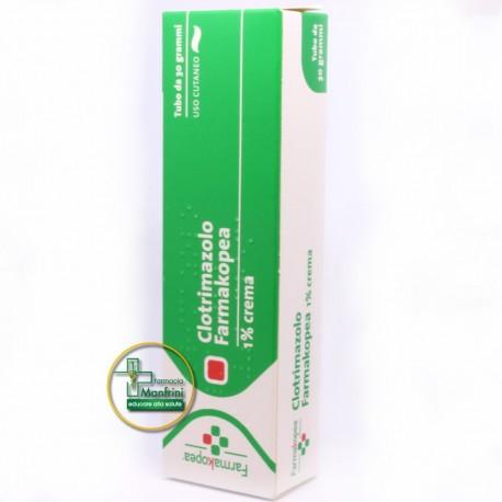 Clotrimazolo Farmak 1% Crema 30g