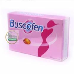 Buscofen 12 Capsule Molli 200mg
