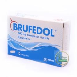 Brufedol 400mg Integratore Alimentare 10 Compresse Rivestite