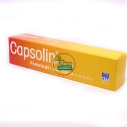 Capsolin pomata 40g revulsivo cutaneo