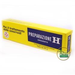 Preparazione H 1,08% Unguento Trattamento Emorroidi 50g