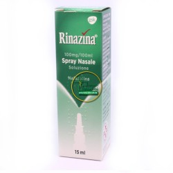 Rinazina Spray Decongestionante Nasale 15ml