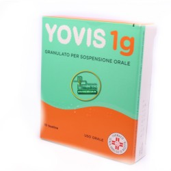 Yovis Granulato Per Sospensione Orale