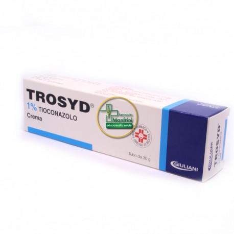 Trosyd 1% Triconazolo Crema Dermatologica 30g