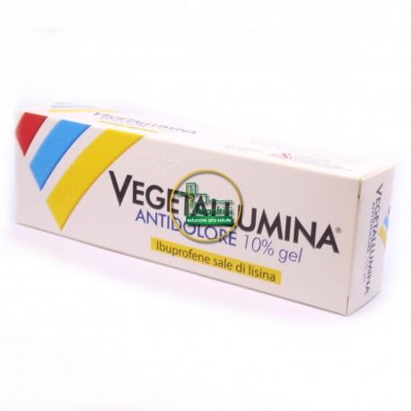 Vegetallumina Antidolore 10% Gel 50g