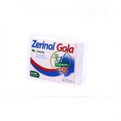Zerinol Gola20mg Menta 18 Pastiglie