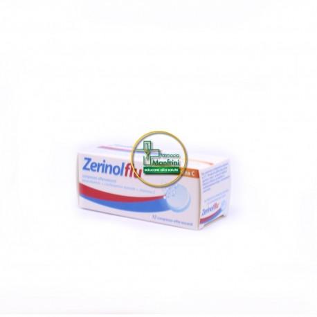 Zerinolflu Dispositivo Medico Compresse Effervescenti