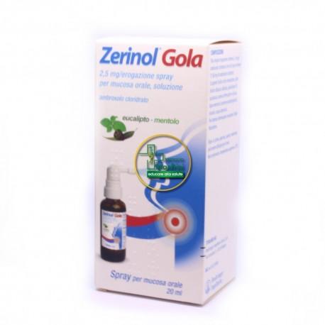 Zerinol GolaSpray 20ml