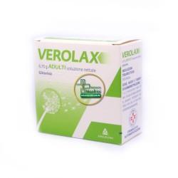 Verolax Adulti Soluzione Rettale 6 Clismi