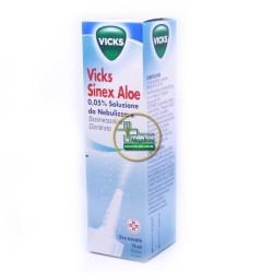 Vicks Sinex Aloe Soluzione Da Nebulizzare 15ml