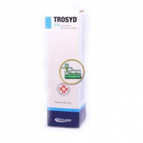 Trosyd 1% Polvere Cutanea 30g