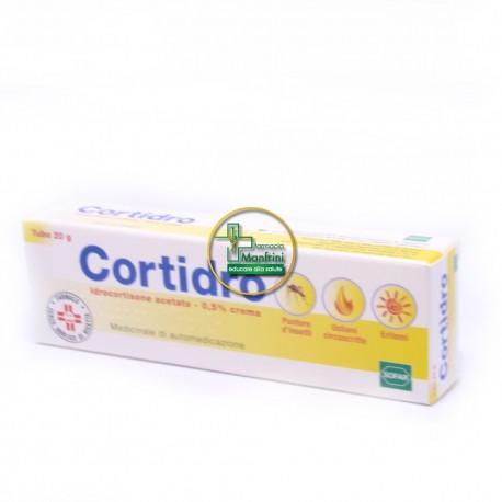 Cortidro Crema 20g