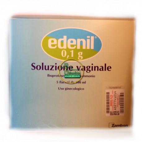 Edenil Soluzione Vaginale 5 Flaconi 100ml