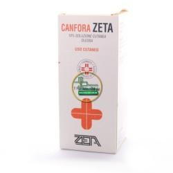 Canfora Zeta 10% soluzione ml 100