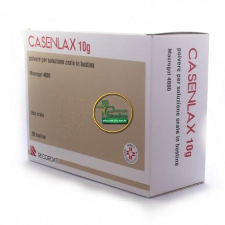 Casenlax 20 bustine gr 10