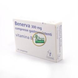 Benerva 300 mg 20 cpr