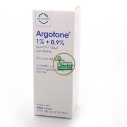 Argotone gocce nasali ml 20