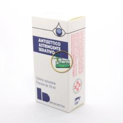 Antisettico Astringente Sedativo collirio ml 10