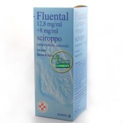 Fluental sciroppo ml 150