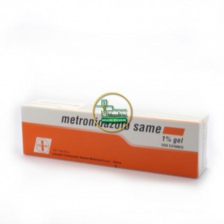 Metronidazolo Same 1% gel gr 30
