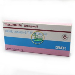 Fitostimoline 6 ovuli vaginali mg 600