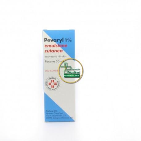 Pevaryl 1% emulsione cutanea ml 30