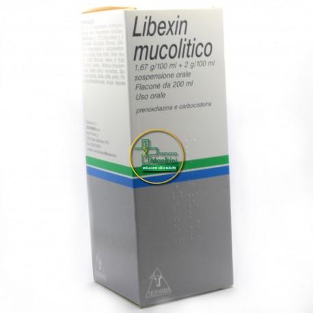 Libexin Mucolitico ml 200 sciroppo
