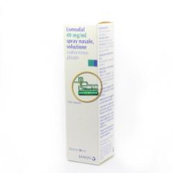 Lomudal 4% spray nasale ml 30