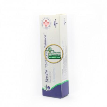 Ketoftil 0,05% gel oftalmico gr 10