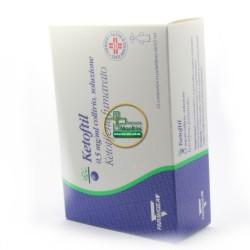 Ketoftil 0.05% collirio 25 monodose da 0.5 ml