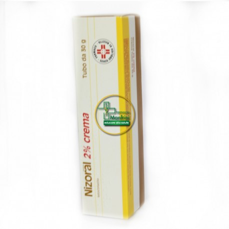 Nizoral 2% crema dermatologica gr 30