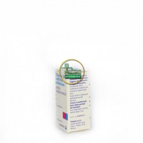 Tilavist 2% collirio ml 5