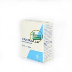 Tirocular 4% collirio ml 10
