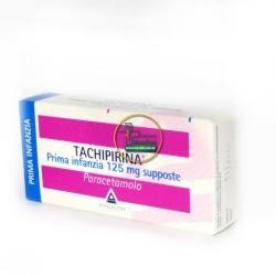 Tachipirina 125 mg 10 supposte