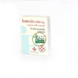 Lomexin 200 mg 6 ovuli vaginali