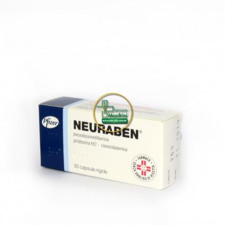 Neuraben 100 mg 30 cps