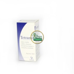 Tetramil collirio 10 ml