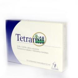 Tetramil collirio 10 flaconcini monodose