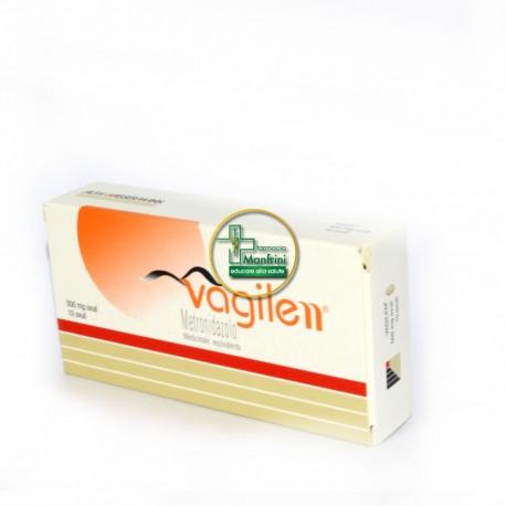 Vagilen 500 mg 10 ovuli vaginali